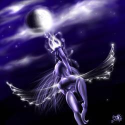 Fey de la Lune by Moppy