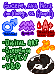 Meet The Artist 2 by Moppy
