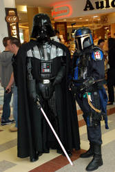 Vader and me