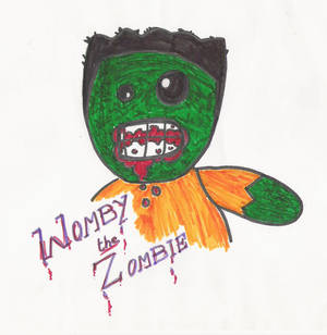 Womby the Zombie