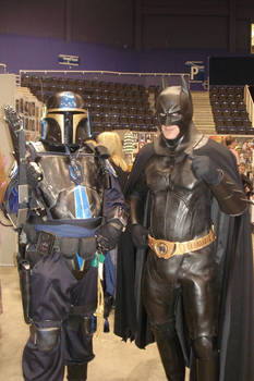The Batman and me