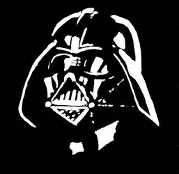 Vader painting