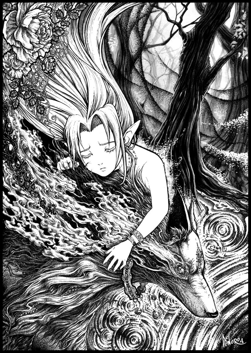 .: last wolf :. by Denoro