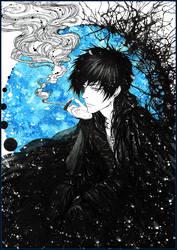 aoi tsuki by Denoro