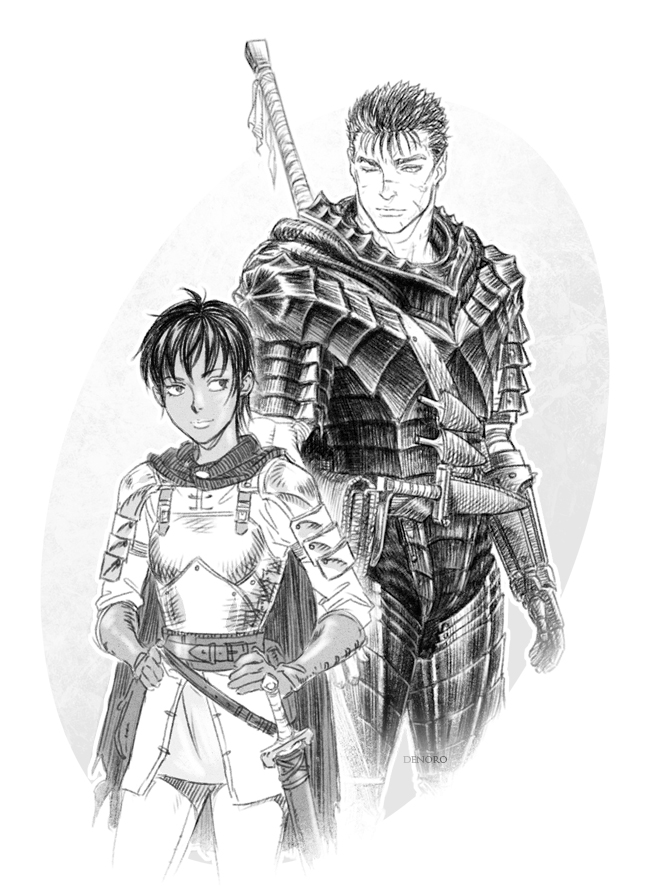 guts and casca relationship questions