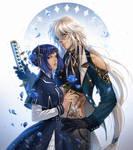 Commission: Raven and Mikaela