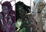 Commission: Elumina, Yaival, Sylor