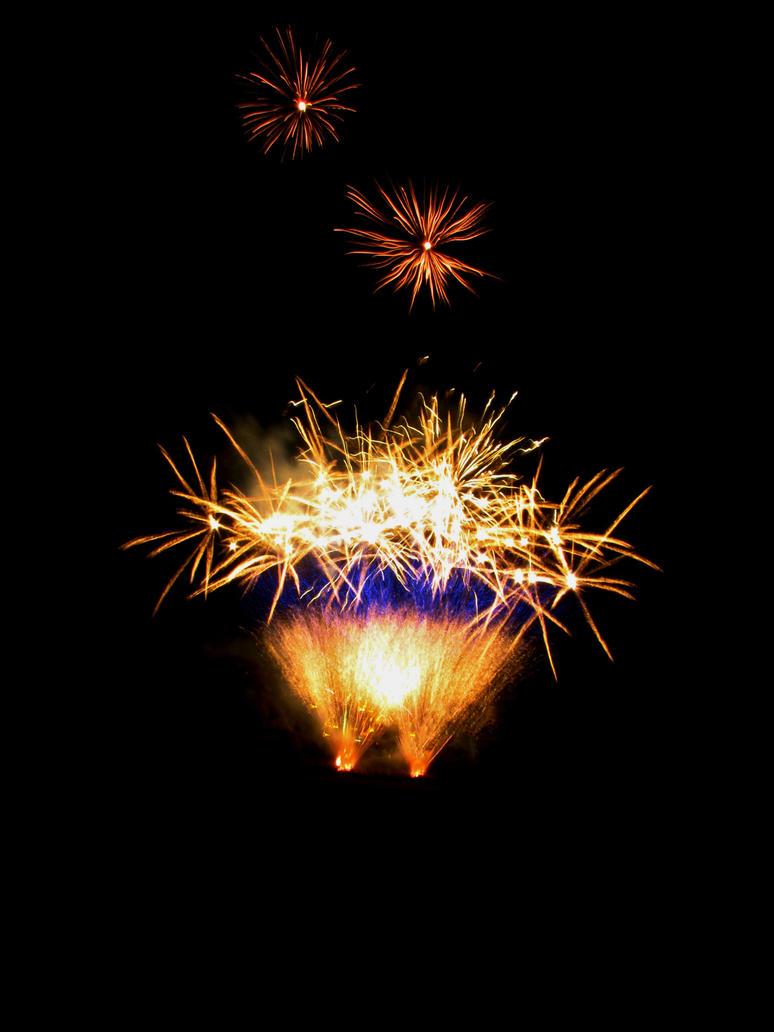 Fireworks by KanonChou