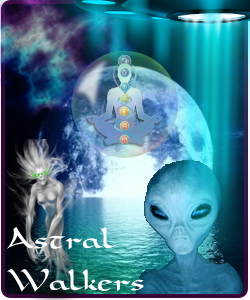Astral walkers logo by LayaMei