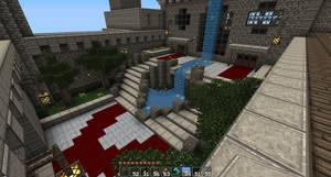Castle Entrance by oddworld90