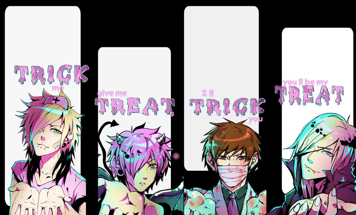 Trick or Treat by mr-rukan-san