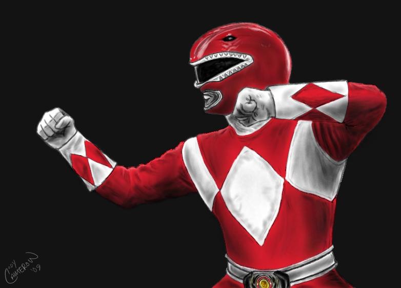 Red Ranger By Codycameron09 On Deviantart
