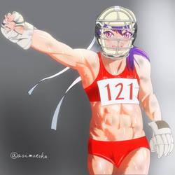 Student Fighter by aoimotoka