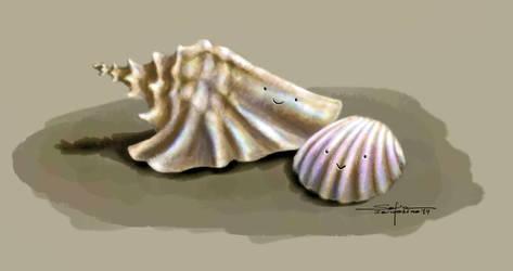 Shells by sofiaiervolino