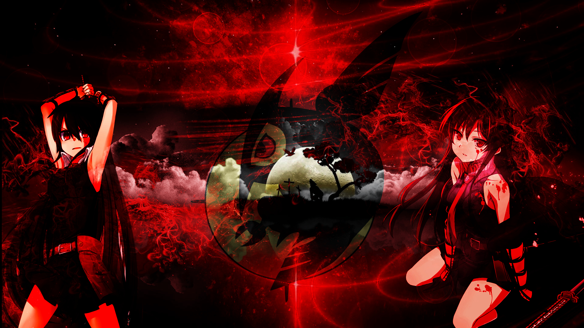 Akame Ga Kill Akame Wallpaper By Nestroix On Deviantart