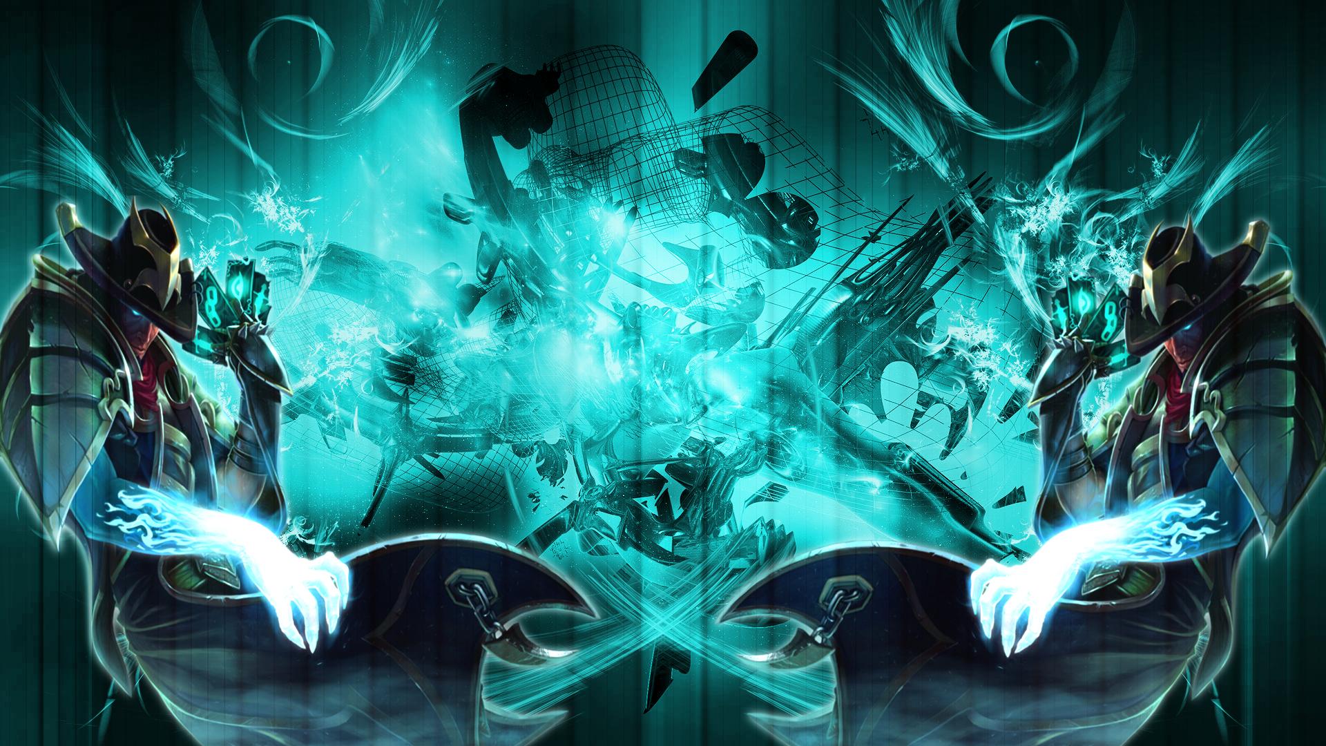 Underworld Twisted Fate wallpaper by nestroix on DeviantArt