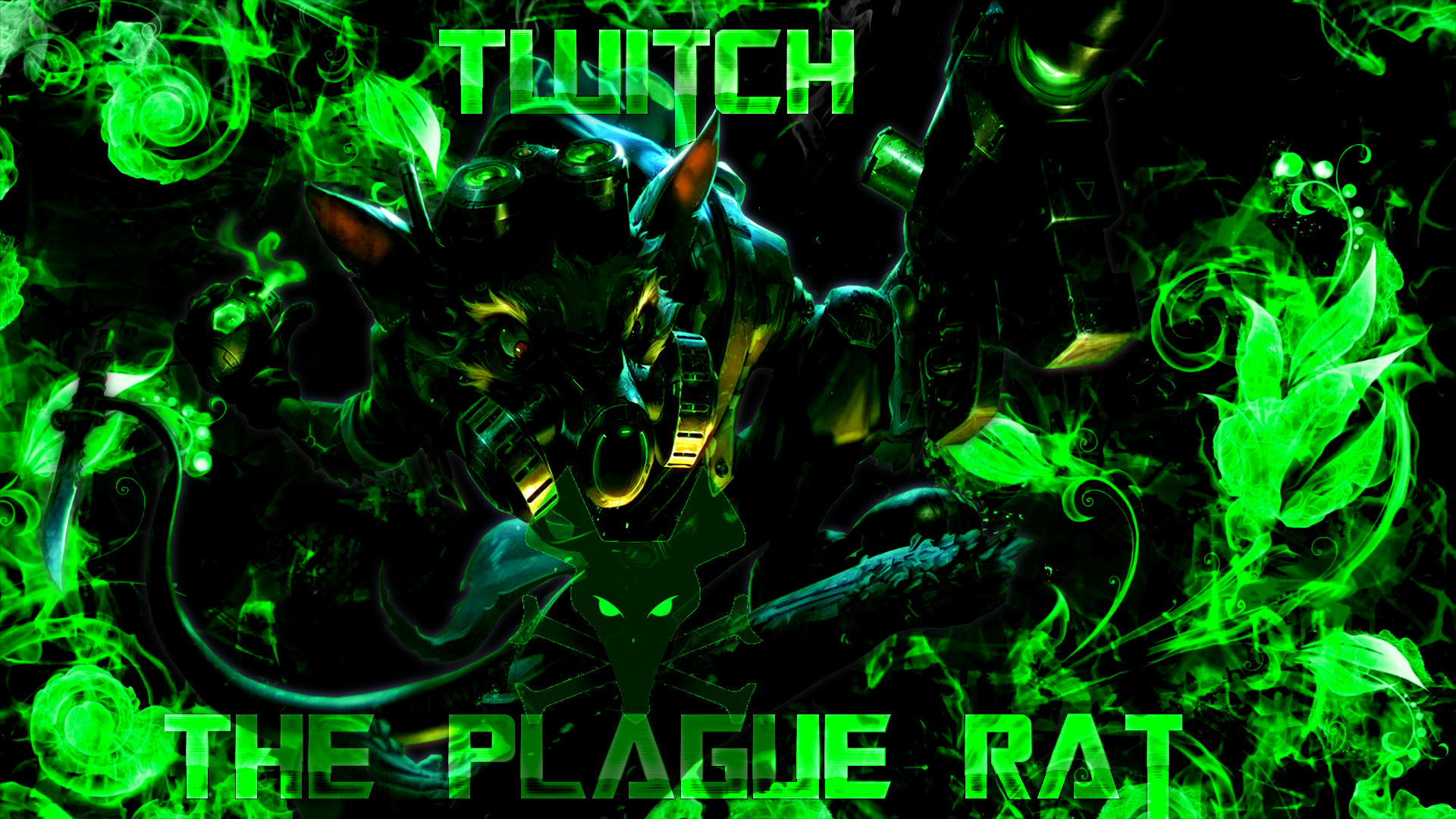 League of Legends Twitch wallpaper by ...