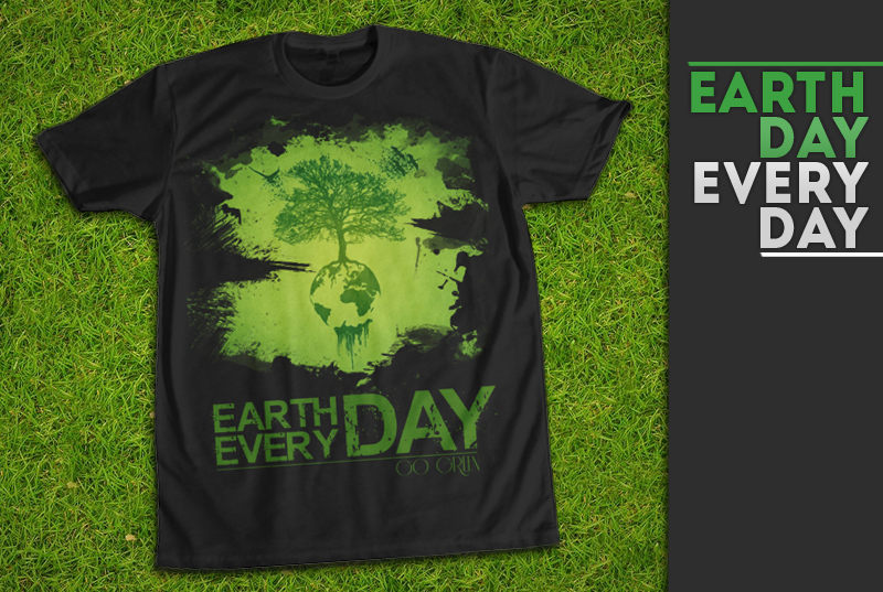 EART DAY EVERY DAY by ovcbueuk