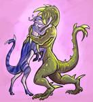 Dak and Aldrea