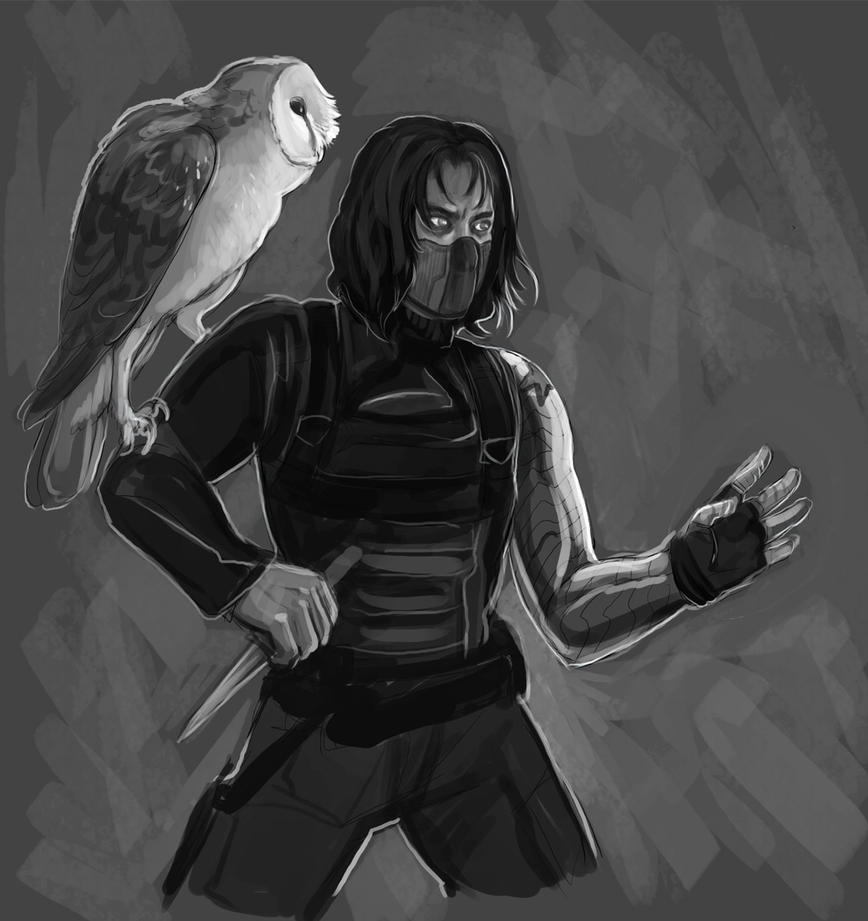 Winter Soldier by saeto15