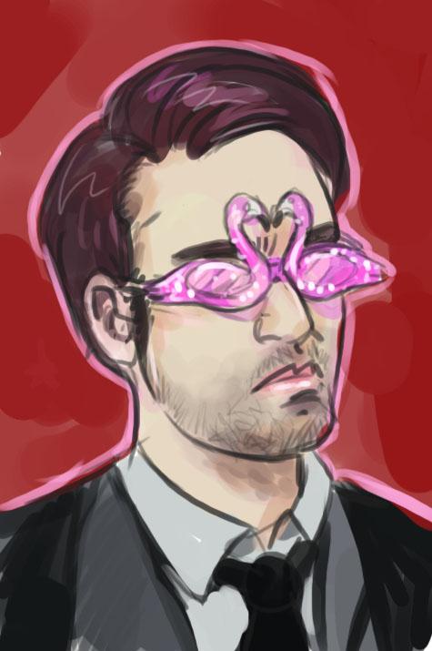 Fabulous Matt Murdock by saeto15