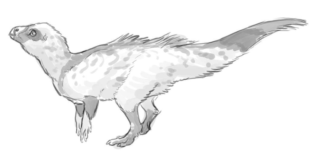 Heterodontosaurus by saeto15