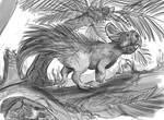 protoceratops sketch