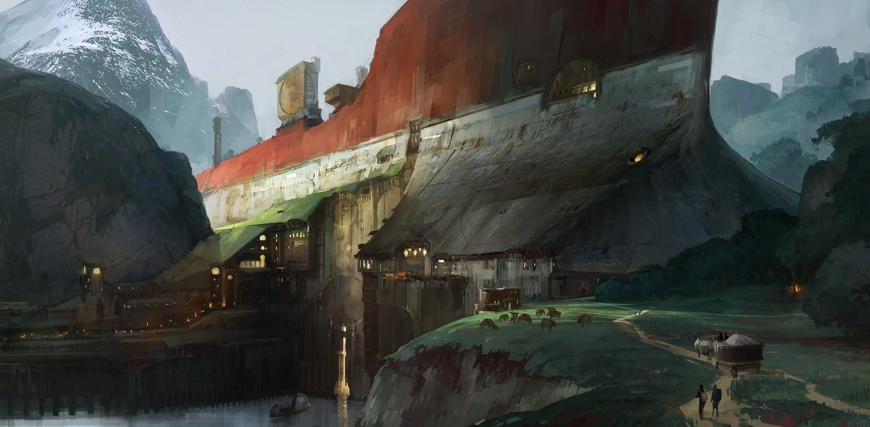 City-5 by Rahmatozz
