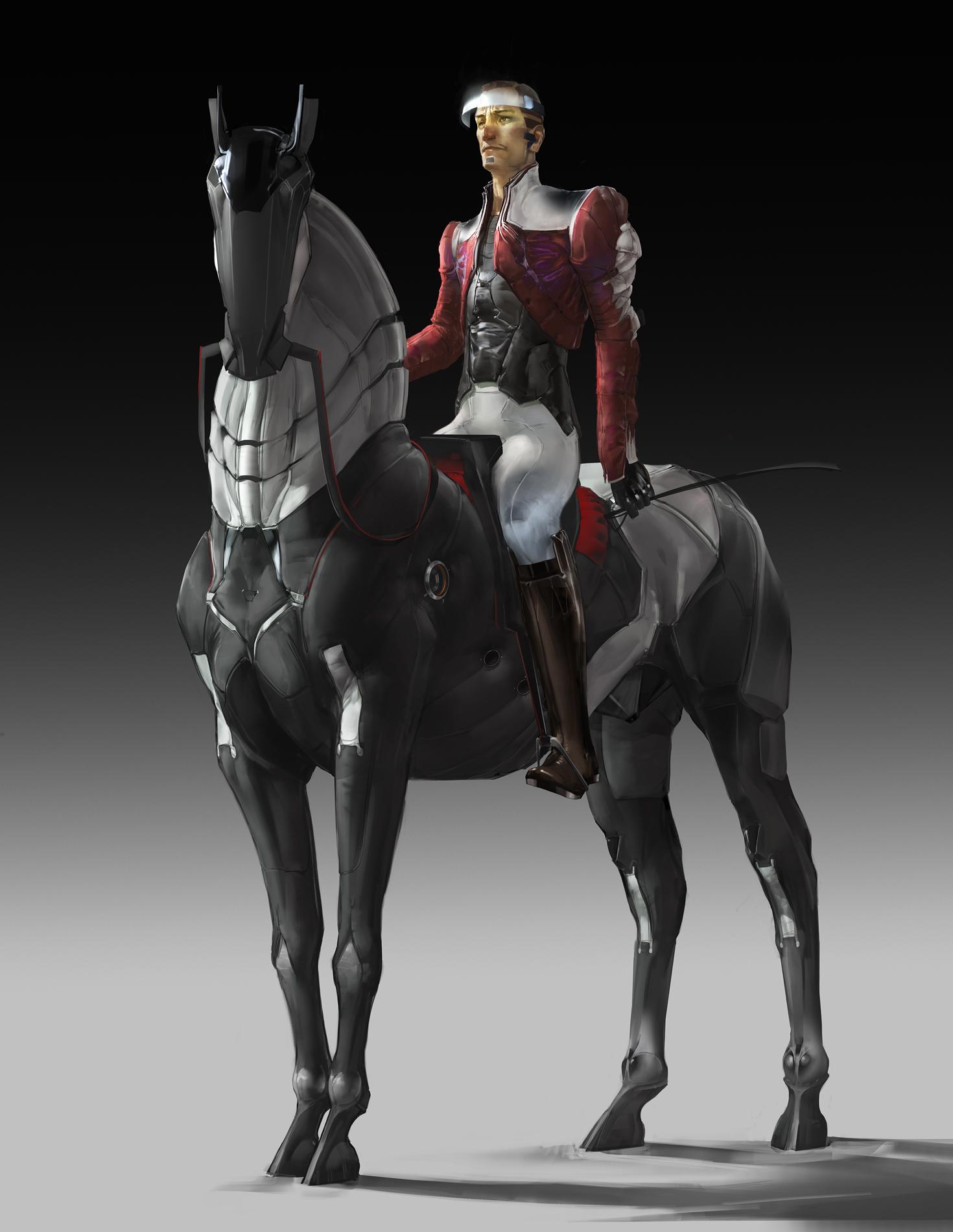 nobleman by Rahmatozz