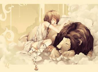 Leo by Dark134