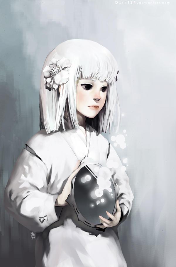 Kanna by Dark134