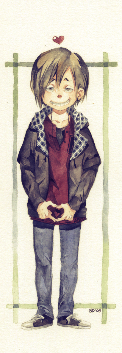 Ugly Love by Dark134