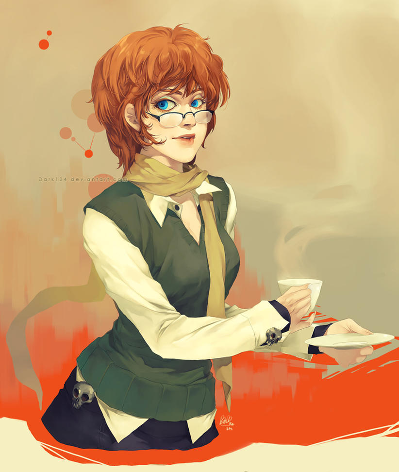 Tea Time by Dark134
