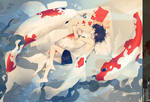 Dreaming of Koi