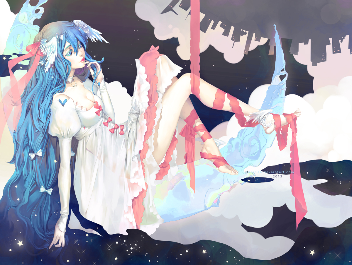 My Crystal World by Dark134