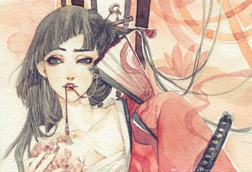 Blossom Tattoo by Dark134