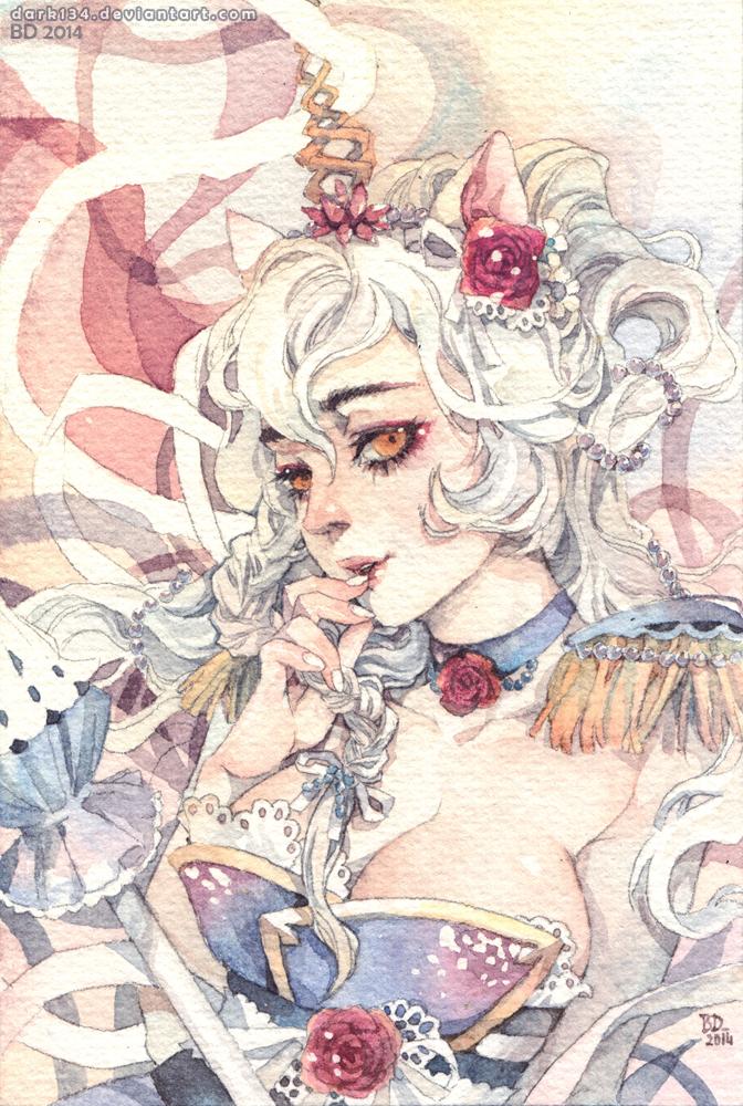 Cosette by Dark134