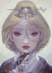 Shiori by Dark134