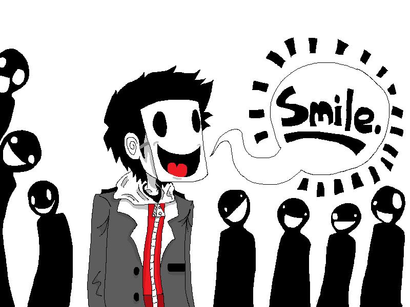 Smile by JaxASDF