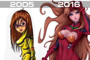 11 Years by ScottSketcher