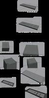 Modeling a Polygon Keyboard