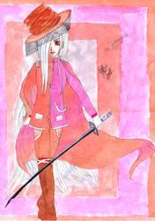 RED EYE by RUN-StreetArt