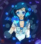 Sailor Mercury: Ami Mizuno