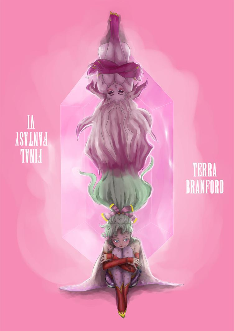 Final Fantasy VI - Terra (Tina) Branford by CoralineCaroline