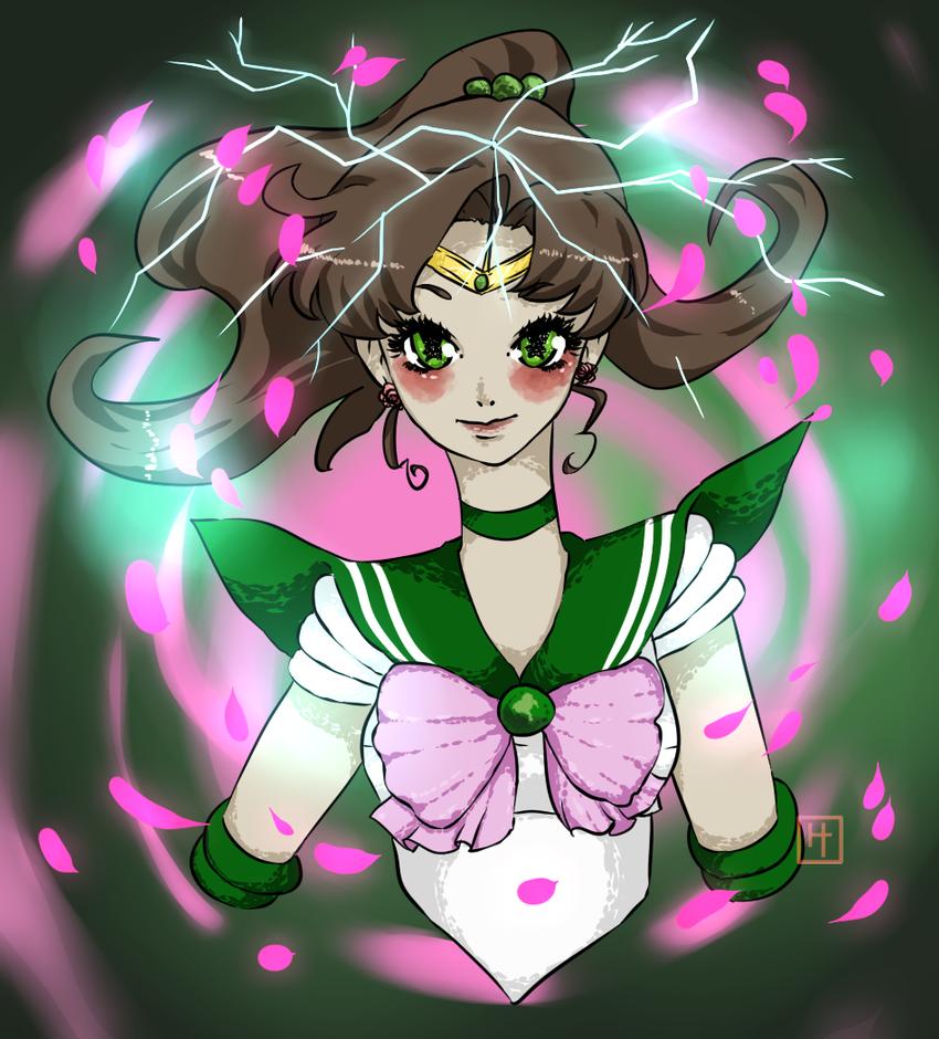 SailorJupiter: Makoto Kino by CoralineCaroline