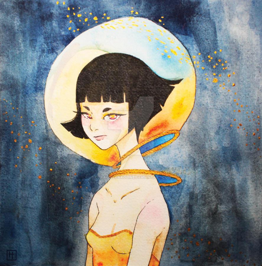 Astro by CoralineCaroline