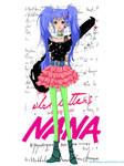 Nana OC by LenkoooPIN