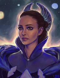 Anakin's Angel by birthofvns