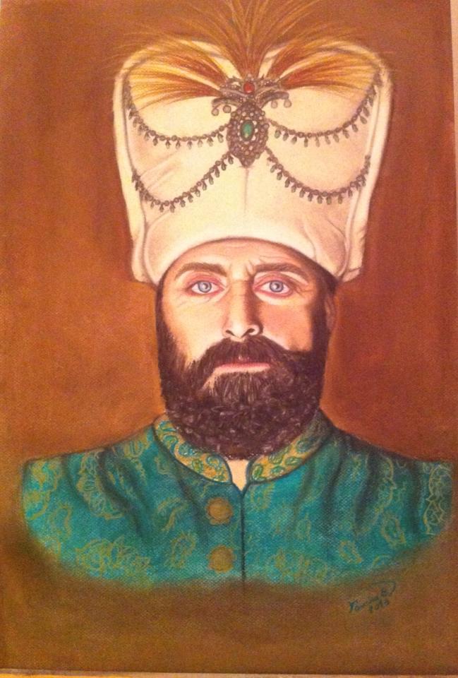 Sultan suleiman suleyman muhtesem yuzyil by yasminesweet