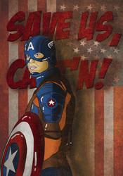 save us, capt'n